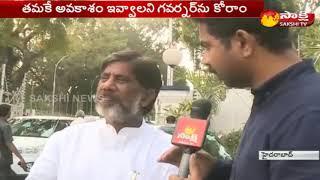 Congress Leader Mallu Bhatti Vikramarka Face to Face -- Prajakutami likely to win -- Sakshi TV - netivaarthalu.com