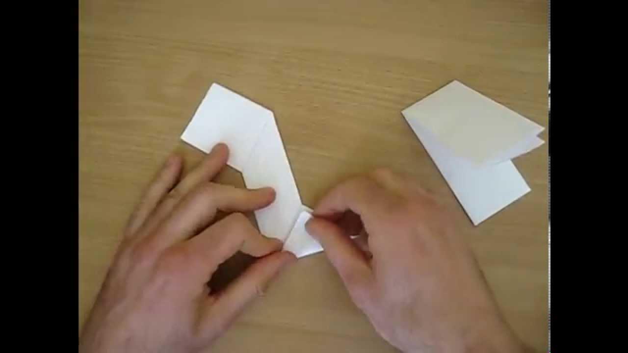 Как сделать звездочку ниндзя из квадратного листа бумаги