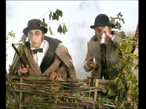 Как Ш.Холмс и Д.Ватсон устроили засаду в тумане