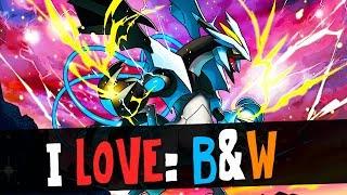 I Love Generation 5 (Pokemon Black and White)
