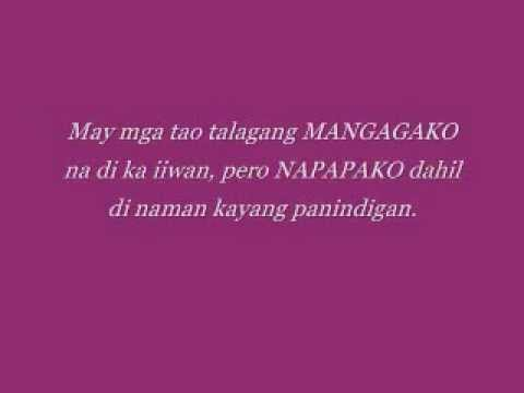tagalog sad love quotes pagsuko youtube