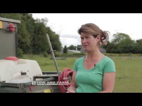 My poo picker Tow and Collect machine   Testimonial Nicola Rowsell