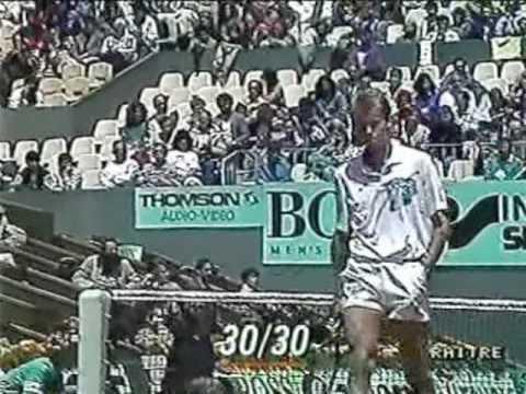 エドバーグ(エドベリ) v Mancini - 89 F QF (3/6)