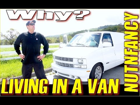 Living in a Van and Liking It: POU