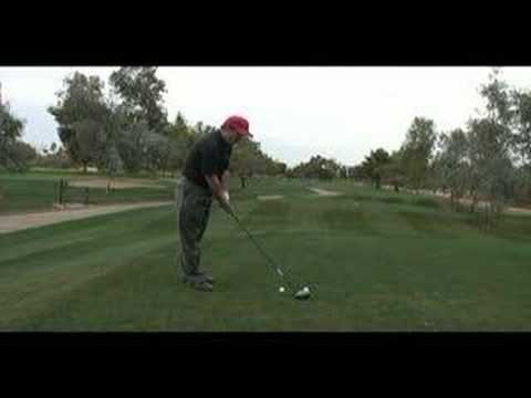 Correct a Hook or Slice by Adjusting the Tee Height