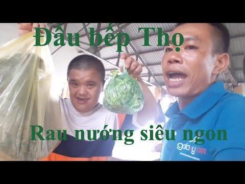 Nậy Vlogs cùng đầu bếp Thọ