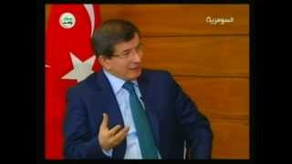 Interview Given by Mr. Ahmet Davutoğlu to Sumaria TV (Iraq)