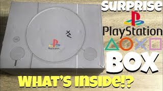 Surprise Playstation box!