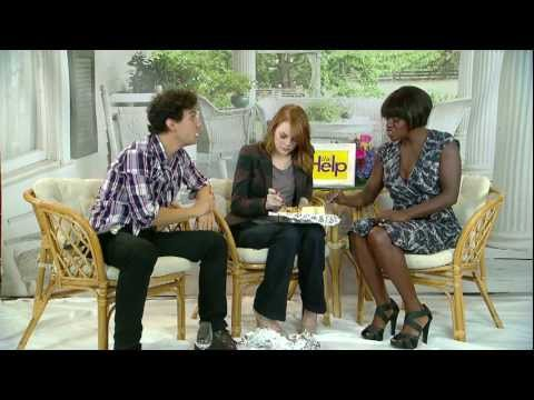 The Help - Kuchenessen Mit Emma Stone, Viola Davis, Octavia Spencer, Tate Taylor, Daniele Rizzo