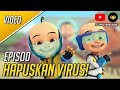 Upin Ipin Terbaru 2017 - Animation For Kids Musim 11 - Hapuskan Virus