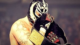 All Of Rey Mysterio Championship Wins In WWE HD