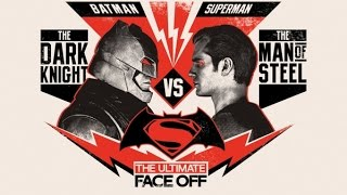 BATMAN V SUPERMAN: DAWN OF JUSTICE Fan Made Feature Trailer