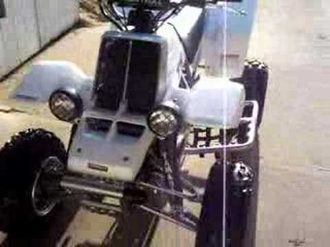 2006 Yamaha Banshee Video
