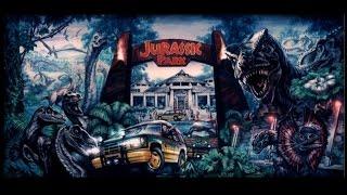 Jurassic Journey EP1: T-Rex Invades Raptor Paddock