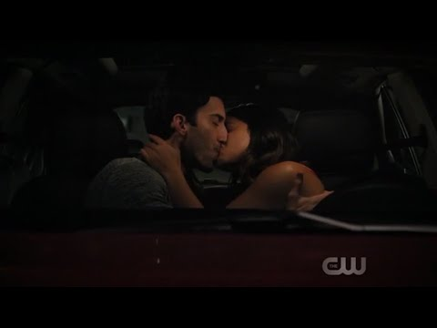 Jane and Raphael Kiss in Car- Jane the Virgin 4x09 thumbnail