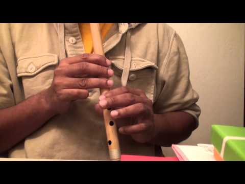 Hindi Song On Flute - Aane Se Uske Aaye Bahar - Travails With My Flute video