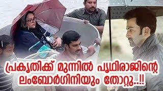 മല്ലികാ സുകുമാരനെ രക്ഷിച്ചത് അണ്ടാവ്..!!  - Prithviraj Sukumaran's mother's dramatic rescue