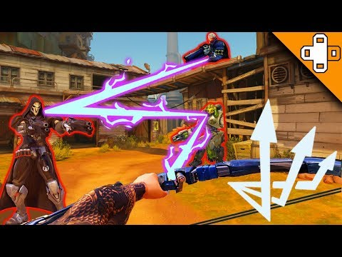 INSANE 1 SCATTER 3 KILLS! Overwatch Funny & Epic Moments 423