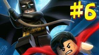 Lego Batman 2: DC Super Heroes - Walkthrough - Part 6 [HD] (X360/PS3/Wii/PC)