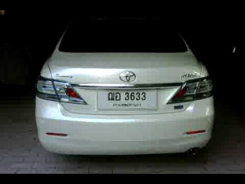 Toyota Camry Hybrid Trunk. my Toyota Camry SE 09#39;.