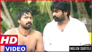 Kazhugu - Vanmam Tamil Movie - Full Comedy   Vijay Sethupathi   Kreshna   Sunaina