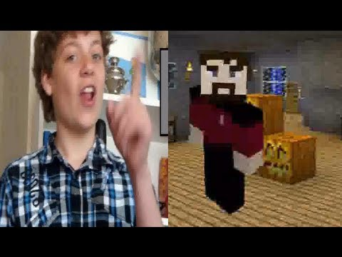 Bebopvox vs Xephos - Epic Rap Battles of Minecraft #9