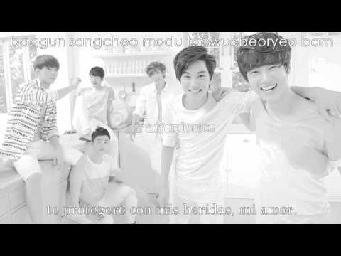 EXO-K - Baby don't cry (teaser version) - Sub. español + romanización