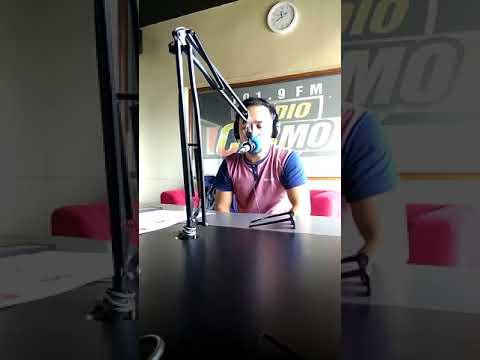 Widi Nugroho - Harus Memilih (Live Performance Radio Cosmo Bandung)