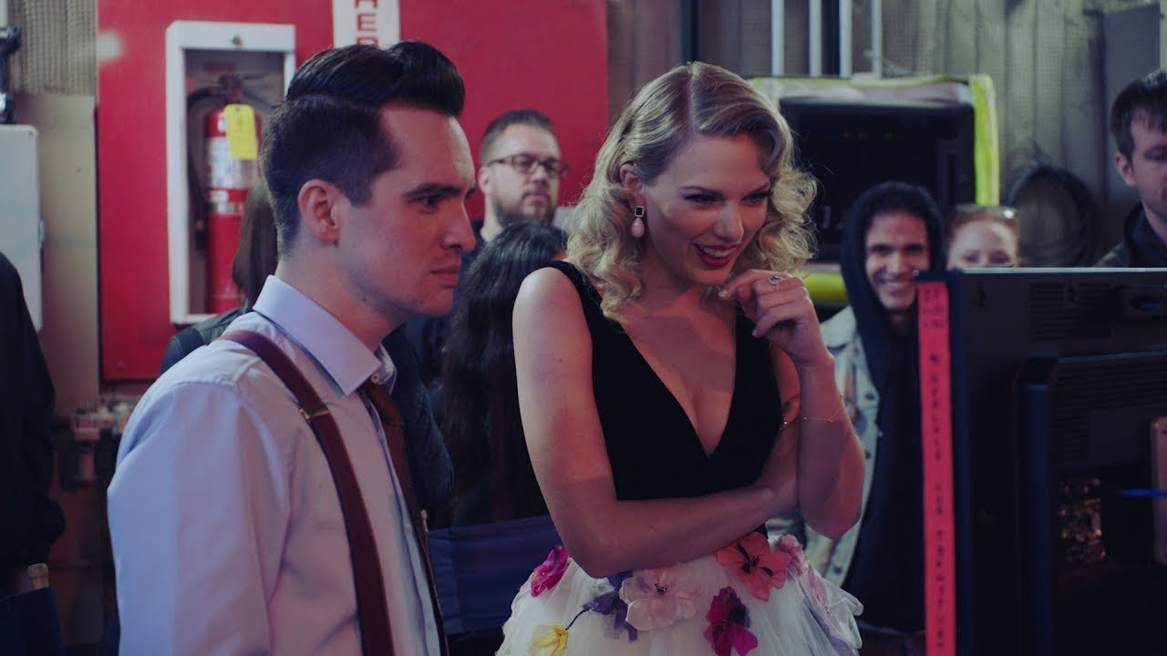 """Taylor Swift - 新譜シングル""""ME! (feat. Brendon Urie of Panic! At The Disco)""""Lyric VideoとMVのBehind The Scenes (Je Suis Calme)を公開 thm Music info Clip"""