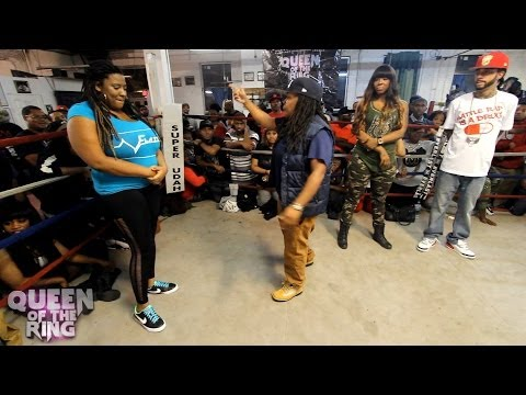 This is a very aggressive battle between two ladies that wasn't feeling each other from the beginning. O'fficial (New Orleans) called out Lexx Banko (New Jer...