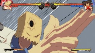 "Guilty Gear Xrd - Sign - Faust ""Stimulating Fists of Annihilation"" on All Characters (1080p60HD)"