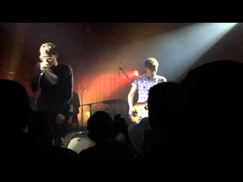 """""""God/We Found Two Dead Swans and Filled Their Bodies With Flowers"""" - Teen Suicide LIVE at Echoplex"""