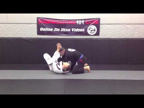 Side Control Escape: Tornado Sweep with Ari Bolden Image 1