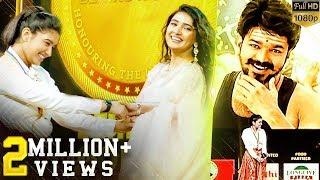 Proposal to Thalapathy Vijay - Shabana & Vani Bhojan's First Ever Dance Performance On Stage!!