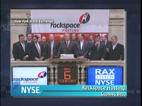 6 May 2010 Rackspace Hosting Holds its First-Ever Analyst Day at the NYSE