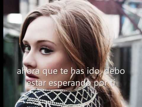 Set fire to the rain Adele subtitulada al español