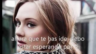Adele Video - Set fire to the rain Adele subtitulada al español