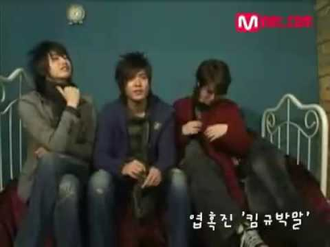 Kim Hyun Joong's Laughter ♥ video