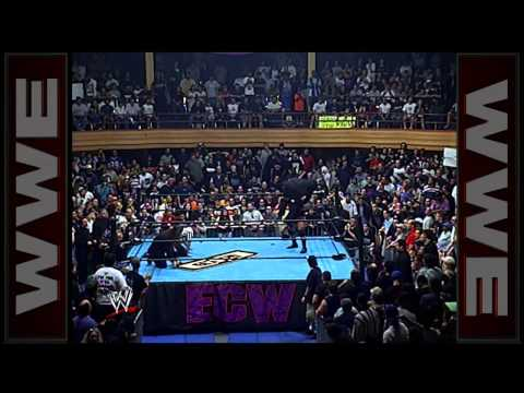 Cyrus cancels ECW: Sept. 8, 2000