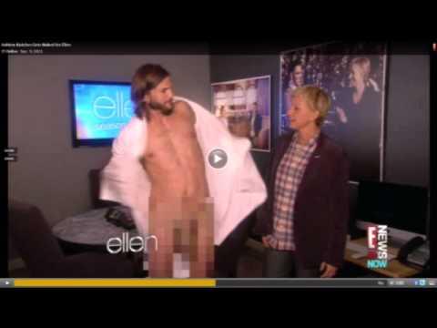 nude ashton kutcher on ellen download foto gambar