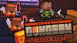 Два хламенка в одном забеге // Enter the Gungeon AG&D #3