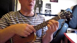 Rock and Roll Ukulele  - Part 3 of 3 - Tutorial by Jez Quayle