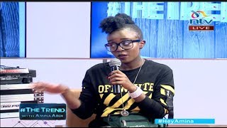#theTrend: Nadia Mukami - Breaking into the music industry