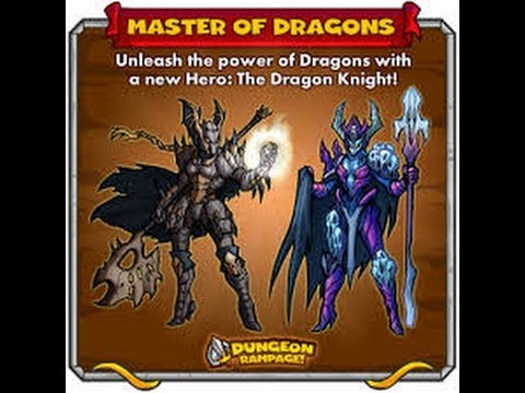 Dungeon Rampage: Dragon Knight (Review) 2013 OFFICIAL