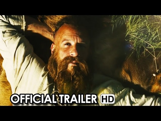 The Last Witch Hunter ft. Vin Diesel, Michael Caine - Official Trailer (2015) HD