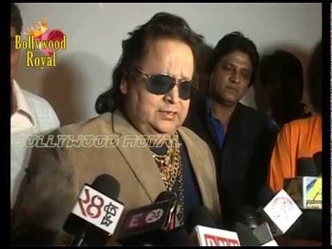Bappi Lahiri, Anup Jalota & cast First look of the film 'Satya Sai Baba'