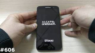 Как сделать сброс alcatel one touch