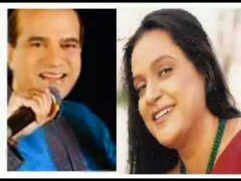 Gunja Re Chandan - Suresh Wadkar & Hemlata - Nadiya Ke Paar