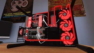 PC BUILDING SIMULATOR LIVE - COMPUTER DA RIPARARE - GAMEPLAY ITA