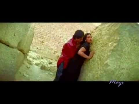 Shahrukh Kajol Kisses video